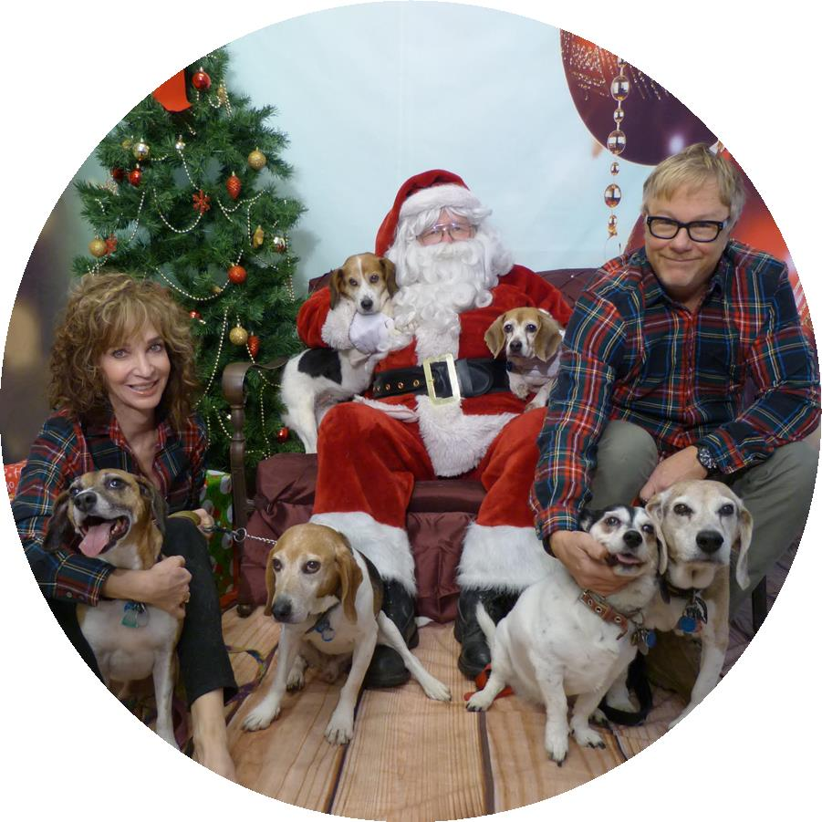 Linda Stepan and family