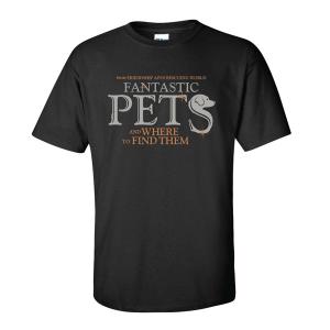 Fantastic Pets t-shirt