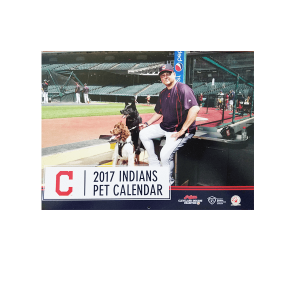 APL and Cleveland Indians Calendar - 2017