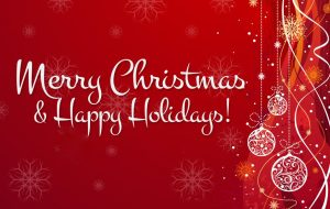 Happy Holidays from Friendship APL
