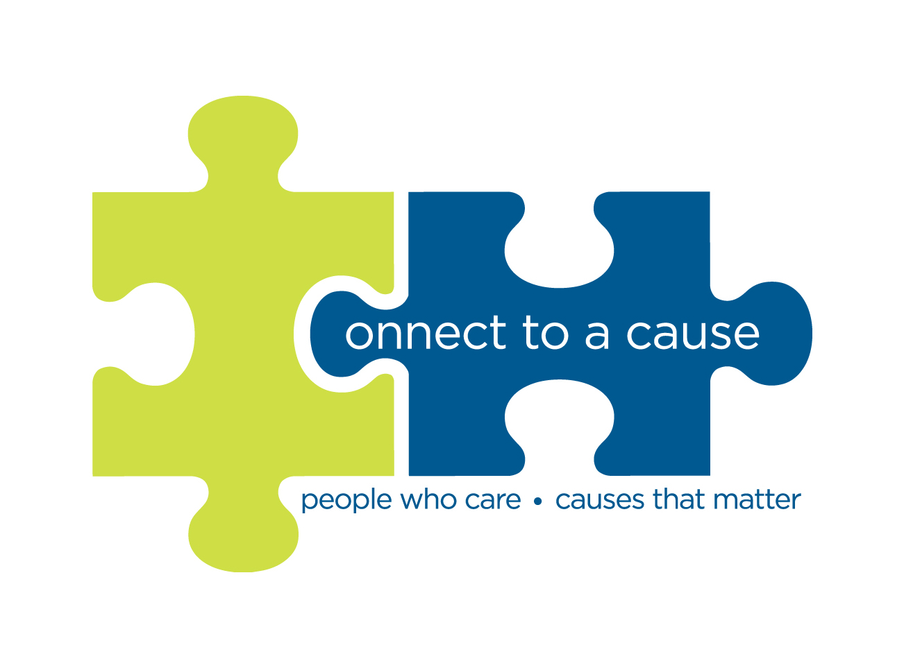 Connect to a cause